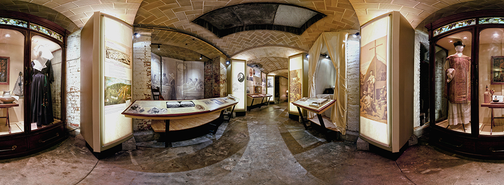 Crypt photo by John Moser